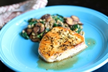 Pan-seared-Swordfish