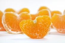 Tangerine-fruit-pulp