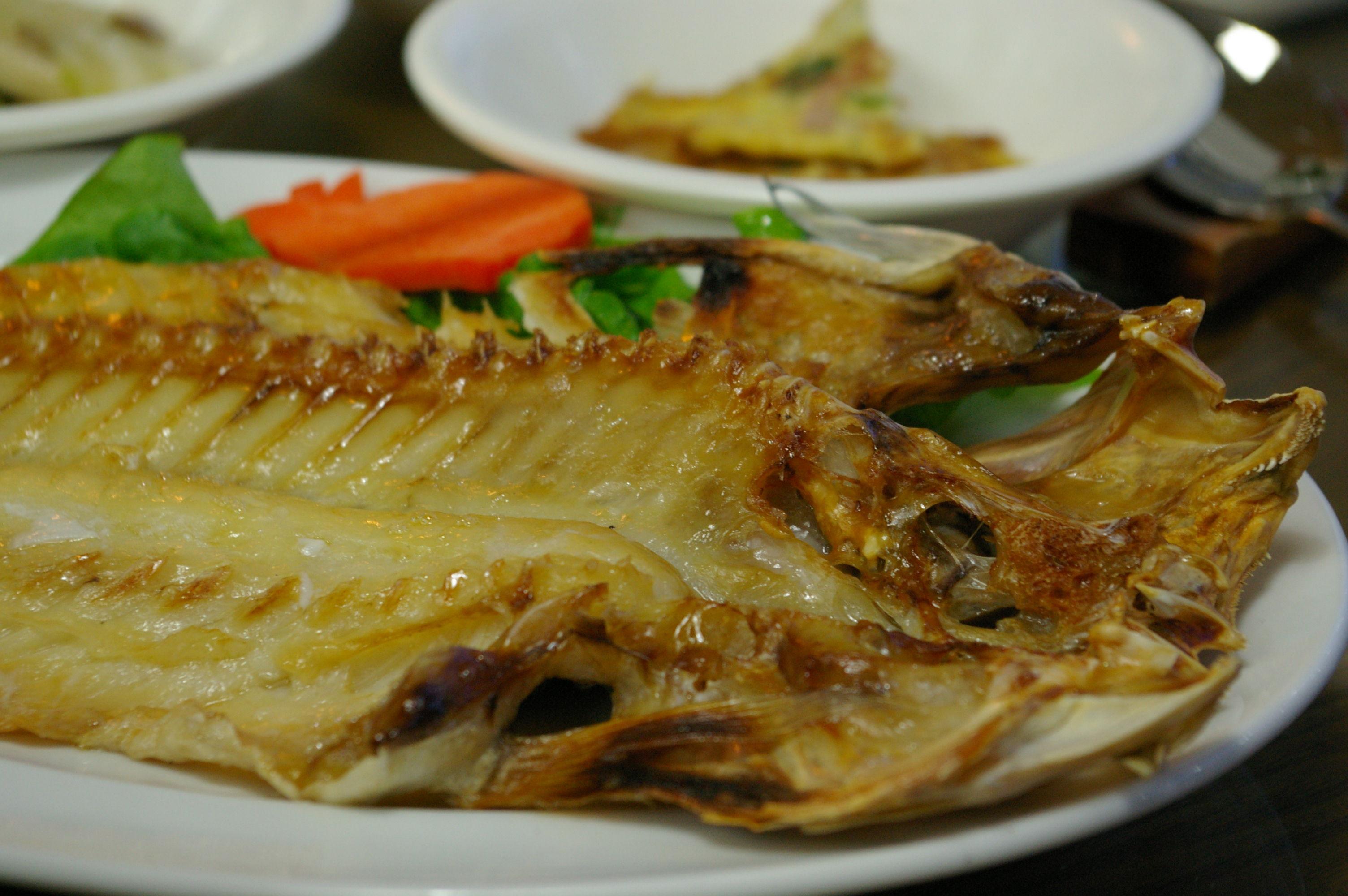 Grilled-Tilefish
