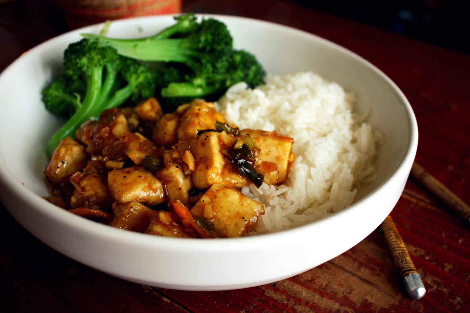 Tofu-recipe