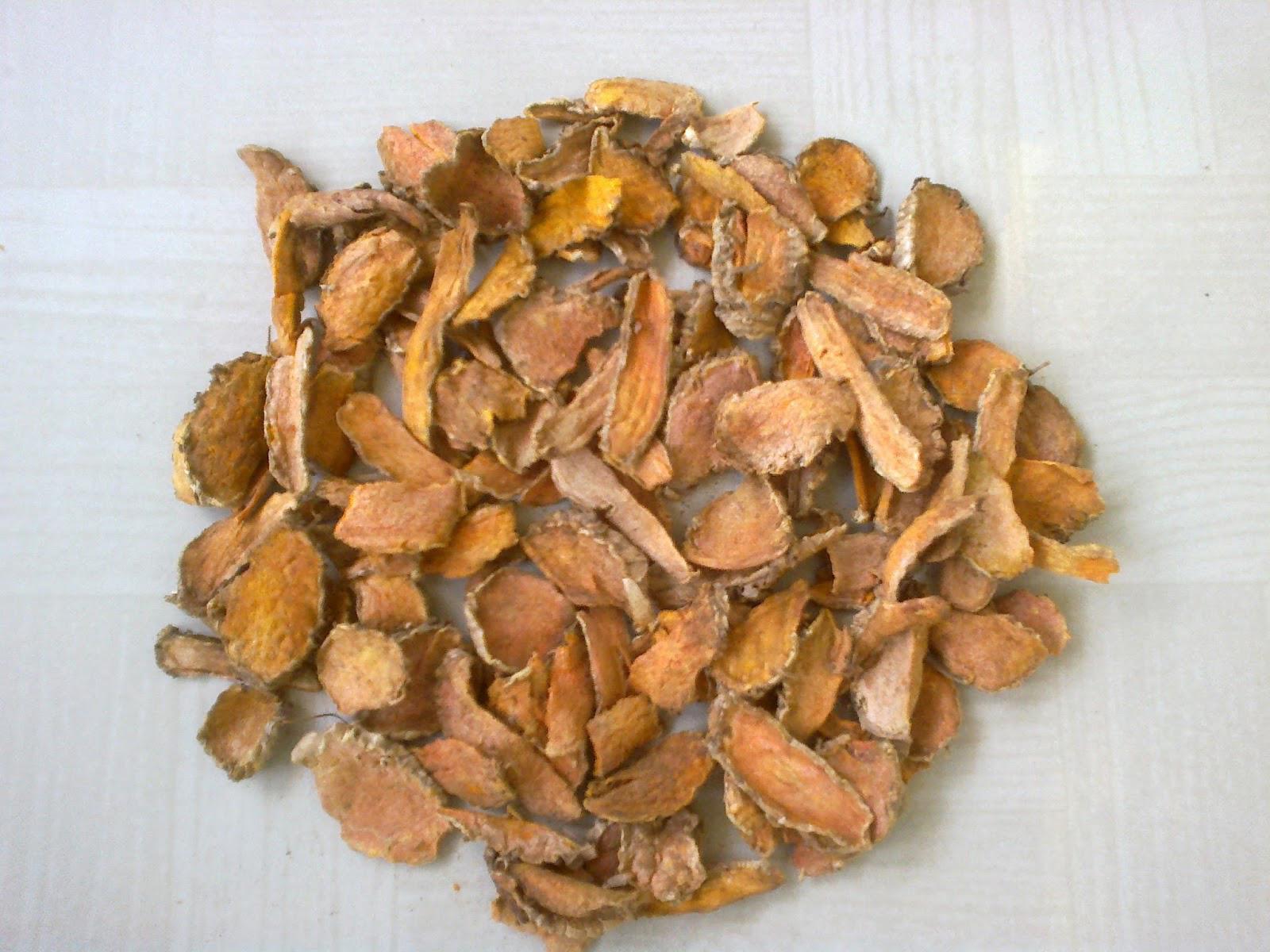 Dried-Turmeric