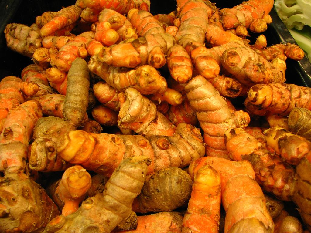 Turmeric-root