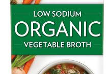 Ready made Vegetable broth