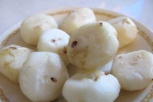 Flesh-of-Water-chestnut
