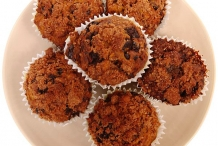 Wheat-bran-muffins