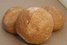 Whole-wheat-rolls