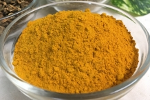 Wild-turmeric-powder