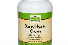 Bottle of Xanthan Gum
