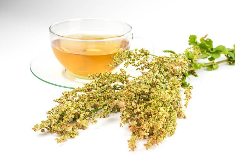 how to make yellow tea