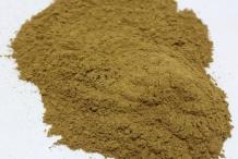 Yellow-duck-root-powder