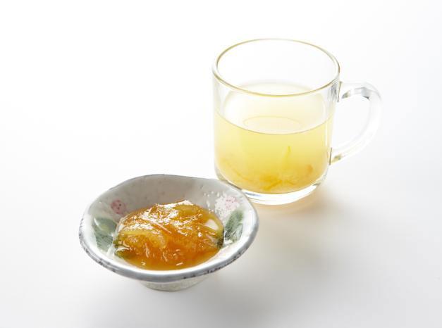 Yuza-tea-and-yuza-cheong