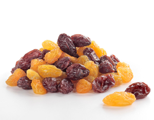 Health benefits Raisins