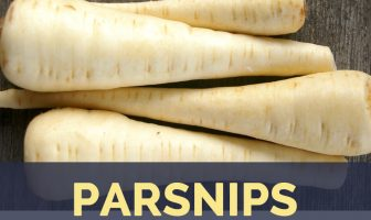 Parsnips facts and health benefits