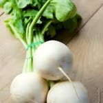All White Turnips