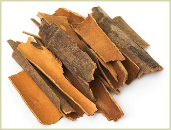 Cinnamon nutrition fac...