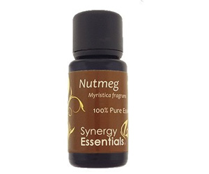 Health benefits of Nutmeg essential oil