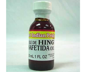Health benefits of Using Asafoetida Oil