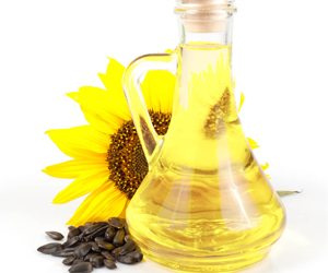Health Benefits Of Sunflower Oil