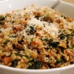 Kale & Triticale Risotto