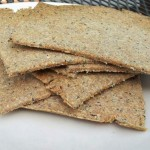 Triticale-Chia Cracker Recipe