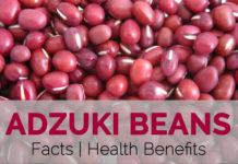 Adzuki beans Facts and Health Benefits
