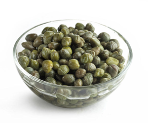 Health Benefits of Capers