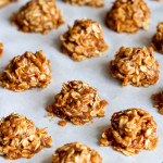 Healthy No-Bake Maple Cookies