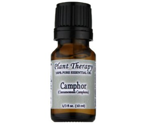 Health Benefits of Camphor Essential Oil