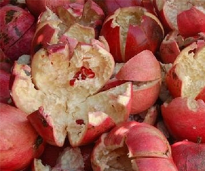 Health Benefits of Pomegranate Peels