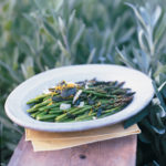 Asparagus with Sage