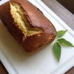 Pineapple Sage Pound Cake