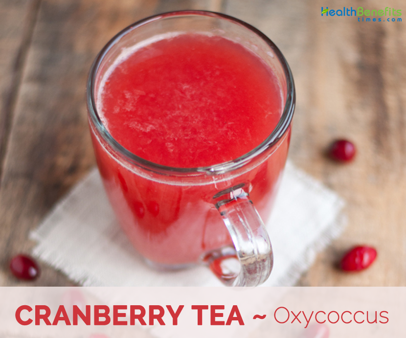 Health Benefits of Cranberry Tea
