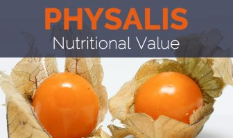 Physalis Nutritional Value