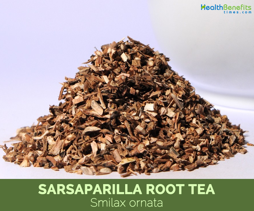 Sarsaparilla Root Tea - Smilax ornata