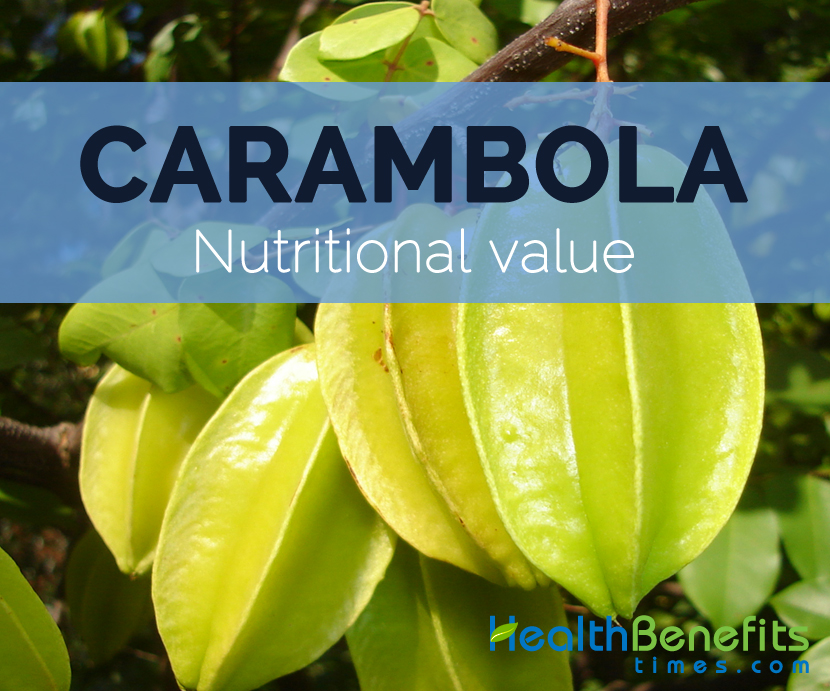 carambola-nutritional-value