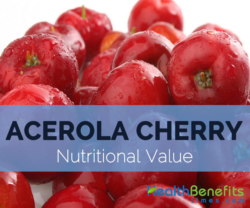 Acerola-cherry-nutritional-value