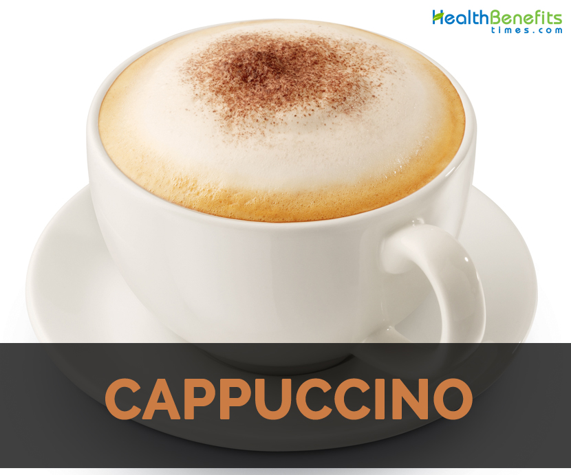 Cappuccino Facts Health Benefits And Nutritional Value