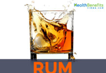 Rum facts and health benefits