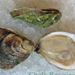 Duxbury Oysters