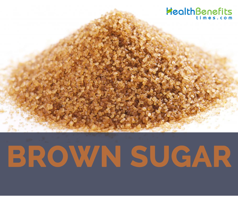 Brown sugar facts and health benefits
