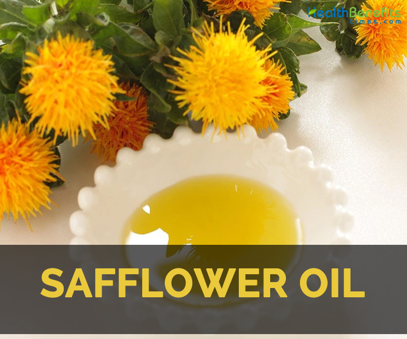 safflower oil facts, health benefits and nutritional value, Skeleton