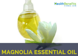 Health benefits of Magnolia essential oil
