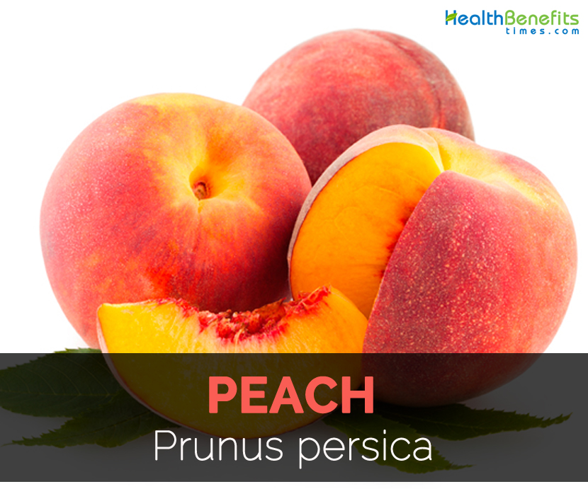 Peach Facts, Health Benefits and Nutritional Value