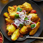 Mauritian chicken curry