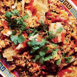 Migas Fried Rice