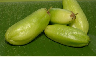 Bilimbi useful and healthy fruit