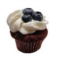 Acai Berry Cupcakes