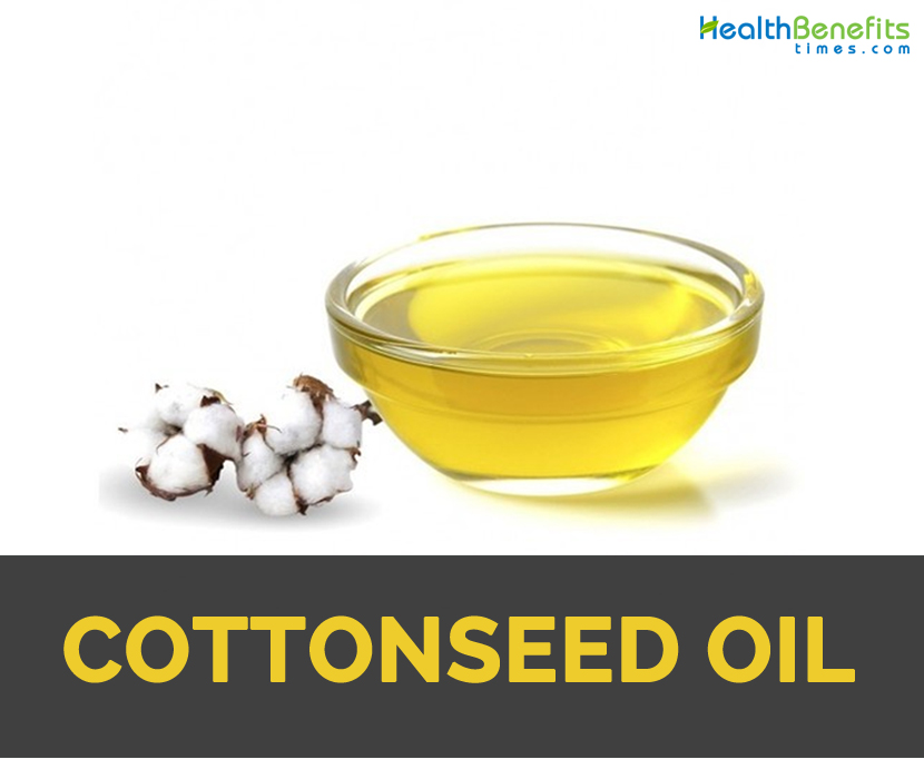 Cottonseed Oil Facts, Health Benefits and Nutritional Value