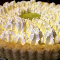 Persian Lime Pie