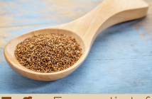 Teff facts and nutrition
